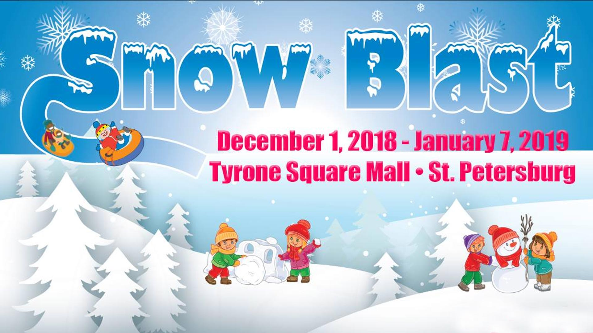 Tyrone Mall Christmas Day 2021 Snow Blast At Tyrone Square Philippine Cultural Foundation Inc